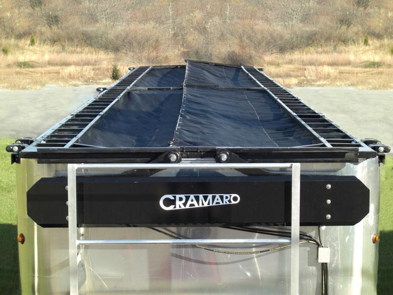 Lift N Load Truck Trailer Truck Tarp systems by Cramaro Tarps