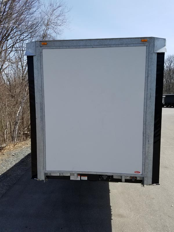 Curtain Sider Truck Trailer Truck Tarp systems by Cramaro Tarps