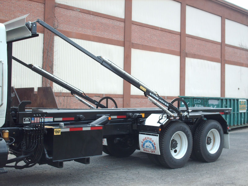 Power Cover Truck Trailer Truck Tarp systems by Cramaro Tarps