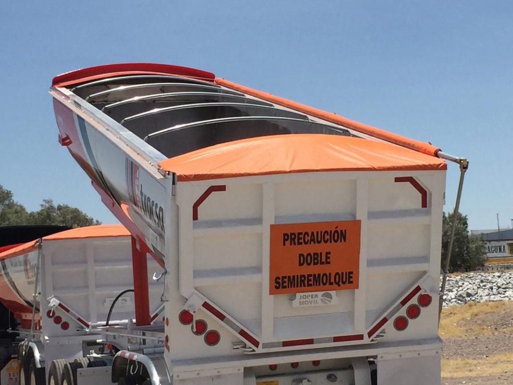 Loc Rite Truck Trailer Truck Tarp systems by Cramaro Tarps
