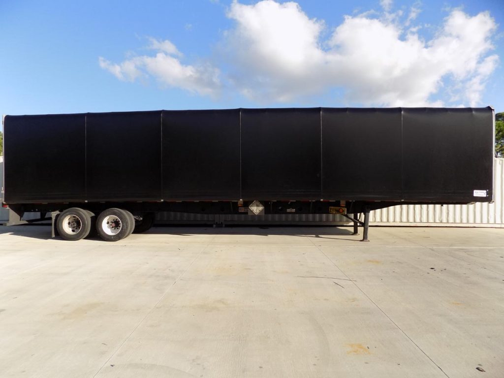 Tarp All Truck Trailer Truck Tarp systems by Cramaro Tarps