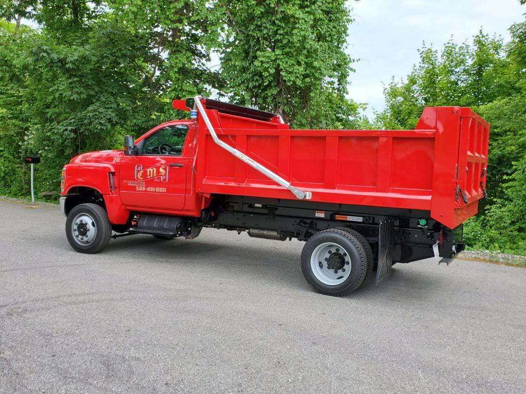 Flip N Go Truck Trailer Truck Tarp systems by Cramaro Tarps