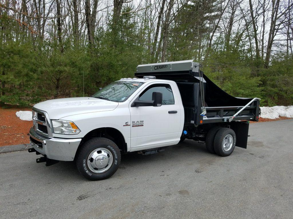 SRG Flip Truck Trailer Truck Tarp systems by Cramaro Tarps